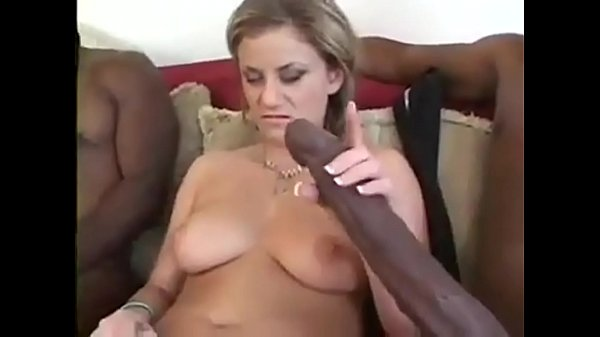 black and mom